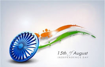 Celebrations of 73rd Independence Day of India