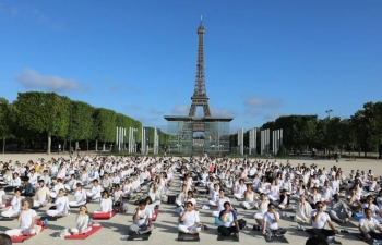 Celebration of Fifth International Day of Yoga 2019