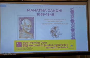 Celebration of Birth Anniversary of Mahatma Gandhi on 02.10.2019