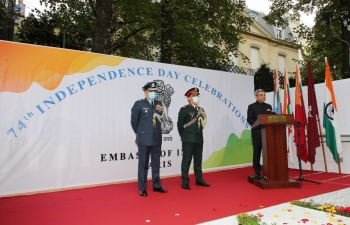 Celebration of 74th Independence Day