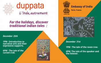 Lectures on Indian tribal arts and folk tales
