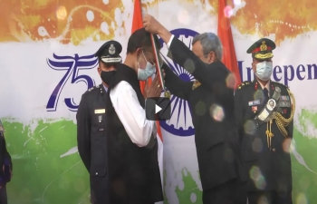 Celebrations of 75th Independence day of India